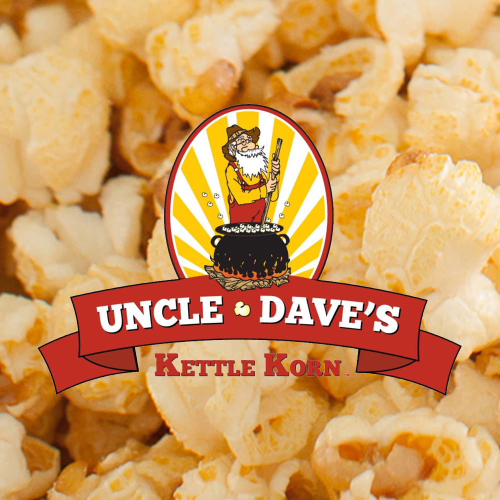 Uncle Dave's Kettle Corn